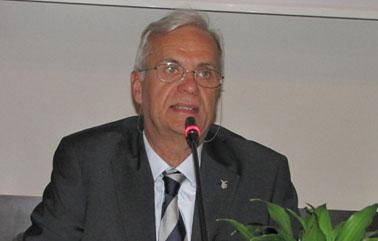 Relatore Enzo Nastati, Presidente EUREKA
