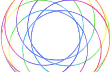 Adesivo 7 cerchi